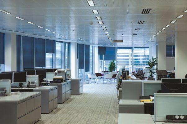 2509 office air conditioning 602x400 - Thi công hệ thống máy lạnh văn phòng