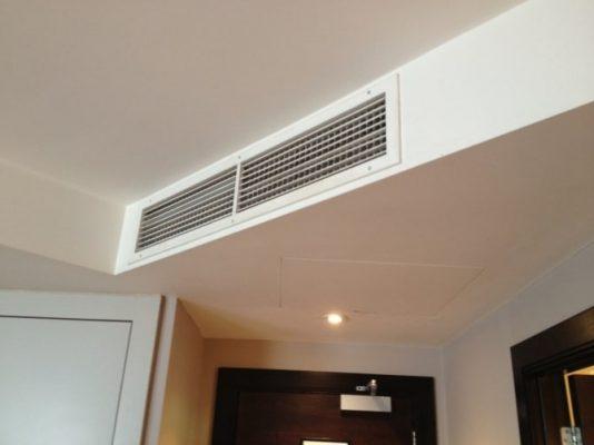 5 1 min 534x400 - Lắp đặt thi công máy lạnh giấu trần