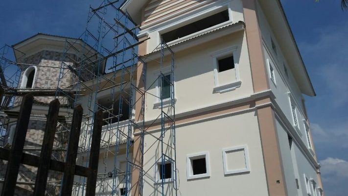 BIET THU TAN UYEN CAU BA KIEN 1 min 711x400 - Lắp đặt hệ thống máy lạnh tại Tân Uyên, Bình Dương