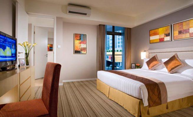 Vệ sinh bảo trì máy lạnh khách sạn 655x400 - Lắp đặt thi công máy lạnh khách sạn