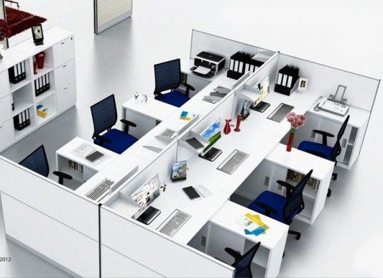 noi that van phong cong ty quang cao 4 550x400 - Thi công hệ thống máy lạnh văn phòng