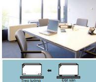 Dự án minh họa 1 - Máy lạnh trung tâm VRV IV S Daikin  Loại Đặt sàn FXLQ-MA