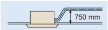 nước ngưng - Máy lạnh trung tâm VRV IV S Daikin Âm trần 4 hướng thổi FXZQ-M