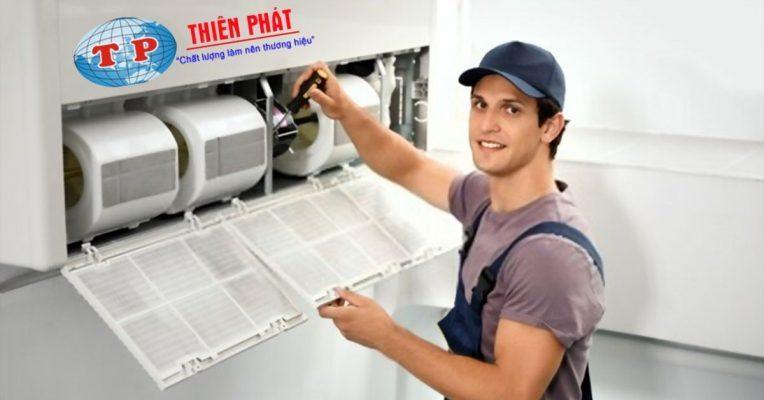 Lợi ích khi vệ sinh máy lạnh công nghiệp định kỳ